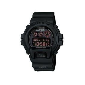 Relógio G-shock Casio Digital Negativo Preto Dw-6900ms-1dr