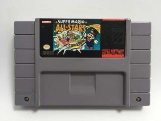 Super Mario All Stars Original Muy Buen Estado !!!!