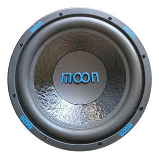 Parlante Moon M12 De 500watts 12 Pulgadas 180 Rms Subwoofer