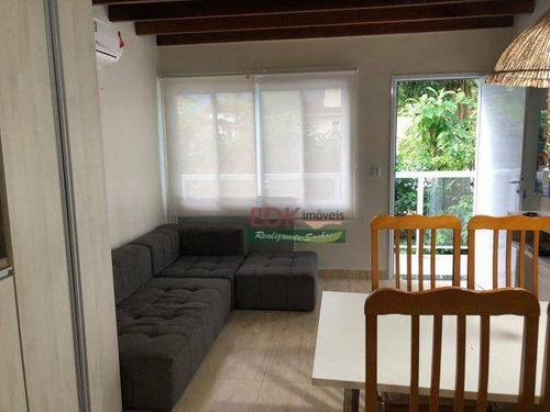 Imagem 1 de 6 de Sobrado Com 2 Dormitórios À Venda, 64 M² Por R$ 520.000,00 - Praia De Juqueí - São Sebastião/sp - So2397