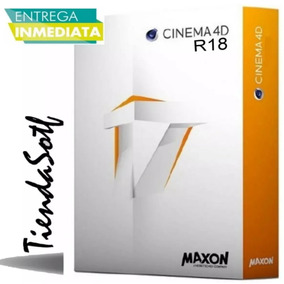 Cinema 4d R18 - Software en Mercado Libre Argentina