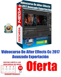 Videocurso De After Effects Cc 2017 Avanzado Exportación