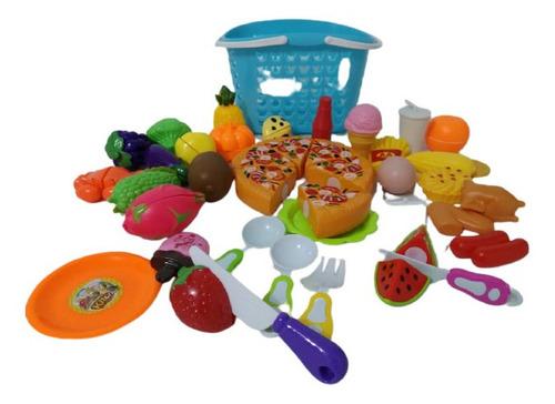 Set Frutas Para Niños