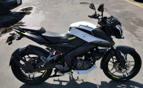Pulsar Ns 160 Pro, 5.500 Km, Modelo 2020, Doble Freno Disco