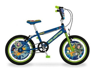 Bicicleta Original Disney Rodado 14 Nene Toy Story