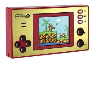Consola Portatil Microboy S Levelup 150 Juegos Fact A-b