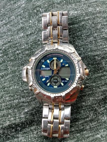 Relógio Citizen Promaster. Usado Mas Bem Conservado . Esta S