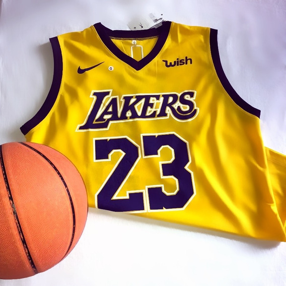 Regata L.a. Lakers Basquete - Treino