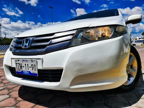 Imagen 1 de 15 de Honda City 2010 1.5 Ex Mt