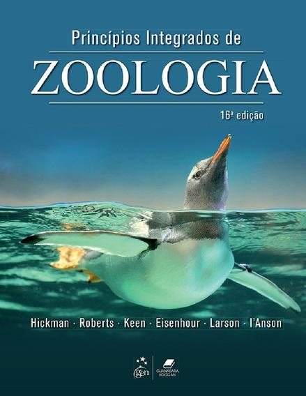 Livro: Princípios Integrados De Zoologia 16ª Edição