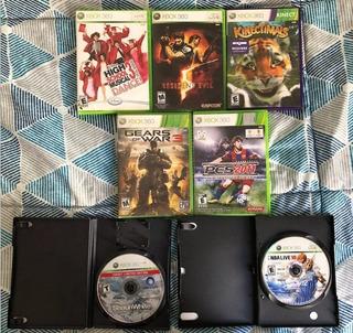 Juegos Xbox 360 C/u