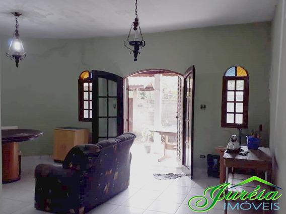 Alugo Casa Para Temporada No Guaraú - -peruíbe/sp