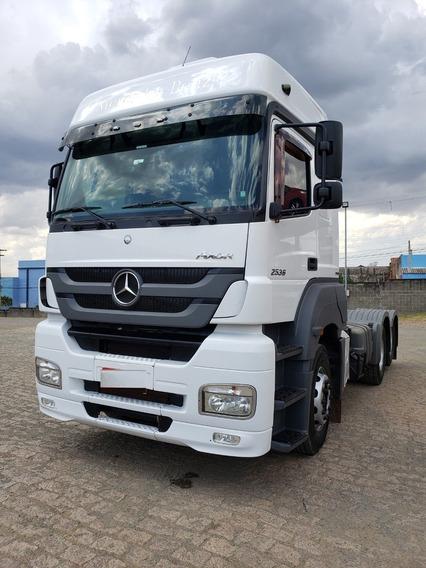 Mercedes-benz Axor 2536 6x2 2016 / Financiamos
