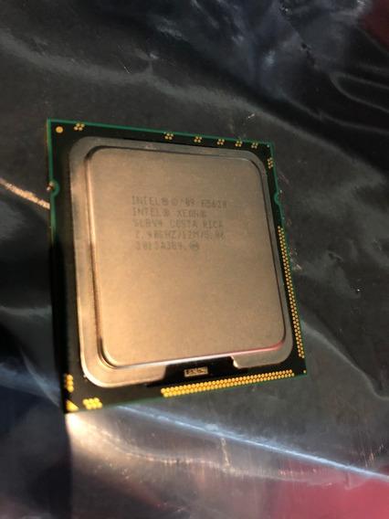 Processador Xeon E5620 12m Cache 2.4ghz Lga1366 R610
