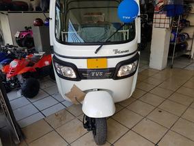 Tvs King Deluxe 2018el Motocarro Ideal Para Mototaxi O Carga
