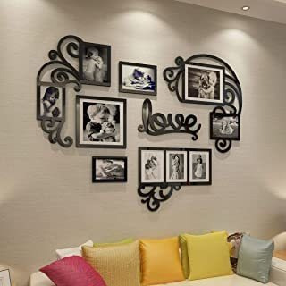 Crazydeal Collage Picture Frames 3d Diy Wall Decals Decor Ar