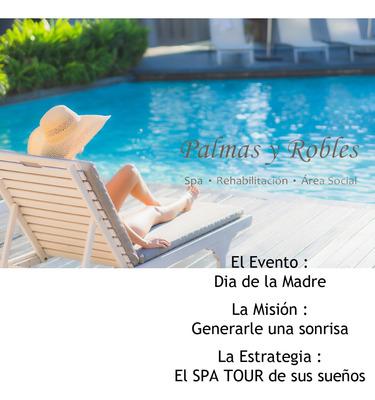 Dia De Spa Tour - Ciudad De La Costa- Mejor Regalo Para Mama