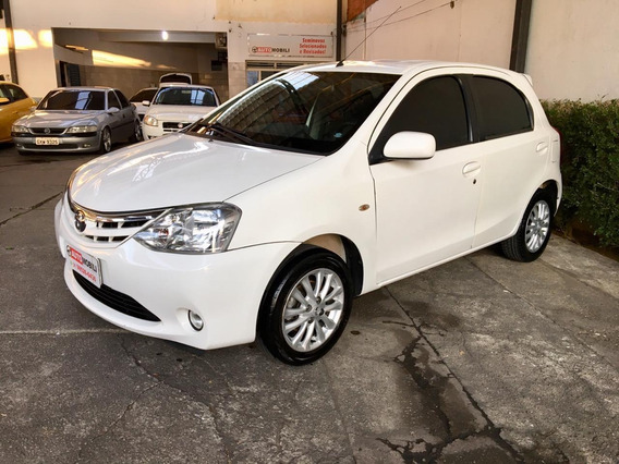 Toyota Etios 1.5 16v Xls 4p 2013