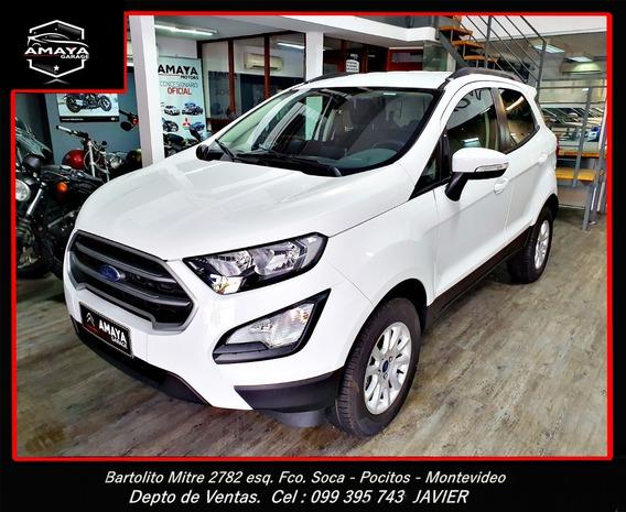 Amaya Garage Nueva Ford Ecosport 1.5 Se 123cv Mt 4x2 Okm