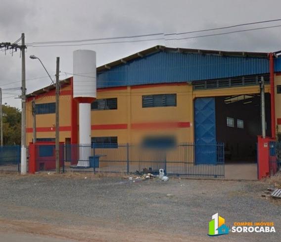 Galpão Industrial No Eden - 107lc