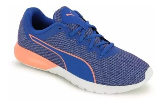 Tenis Puma Vigor Wn´s Blue-nrgy