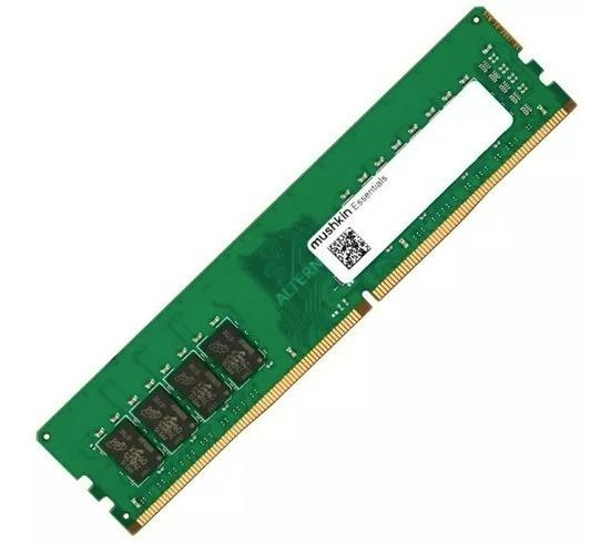 Memoria Ram Mushkin 8gb Ddr4 2666 Mhz Udimm