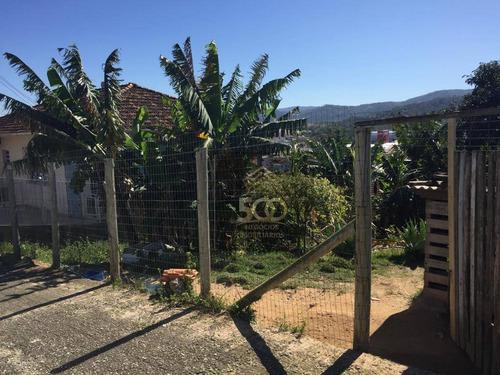 Terreno À Venda, 360 M² Por R$ 290.000,00 - Real Parque - São José/sc - Te0119