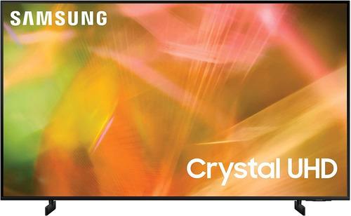 Samsung 50 Pulgadas Clase Crystal Uhd Au8000 Series - 4k Uhd
