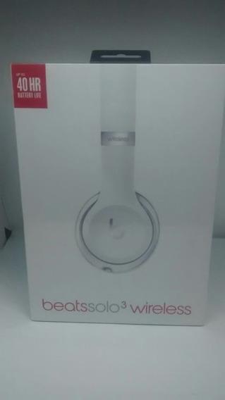 Beats Solo 3 Wireless Prata Cetim Modelo Muh52ll / A