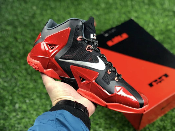 Nike Lebron 11 42 Original - Pronta Entrega No Brasil
