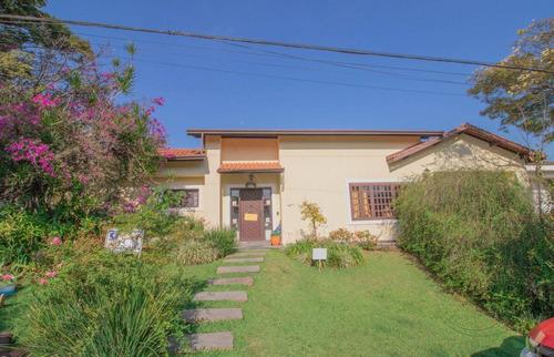 Imagem 1 de 30 de Casa À Venda, 402 M² Por R$ 2.300.000,00 - Residencial Seis (alphaville) - Santana De Parnaíba/sp - Ca0607