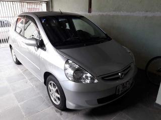 Honda Fit 1.5 Ex 5p 2008 - Muito Inteiro Não Civic Corolla