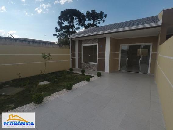 Casa Para Venda Em Fazenda Rio Grande, Nações, 2 Dormitórios, 1 Banheiro, 1 Vaga - 1054_2-968088