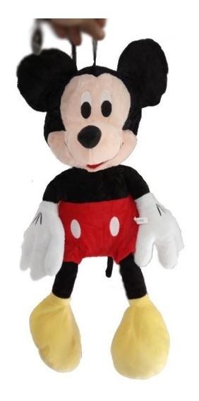 Mickey Pelucia Gigante 50 Cm Pronta Entrega