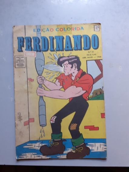 Ferdinando Nº 31! Rge Abr-mai 1968