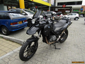 Bmw G 650 Gs Triple Black