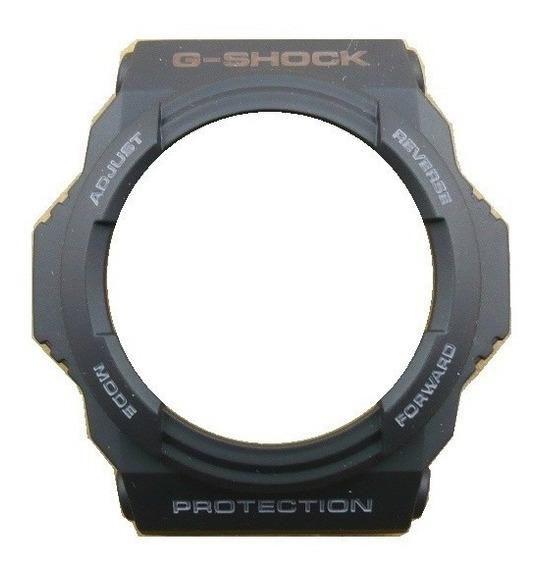 Capa Bezel Casio Glx-150 Ga-150 G-shock Ga-310 Ga-300 Preto