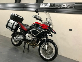 Bmw Gs 1200 R Adventure 2008 Impecable Con Accesorios