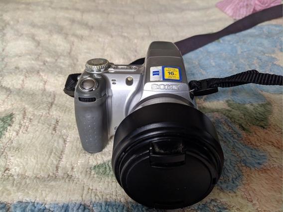 Câmera Sony Dsc H2