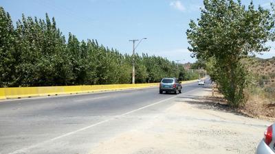 Limache 5121m2, Orilla De Carretera. Acepto Ofertas...!!!
