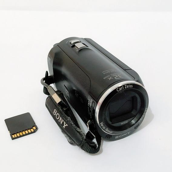 Videocámara Handycam Sony Hdr-cx220 Full Hd 1080p + Obsequio