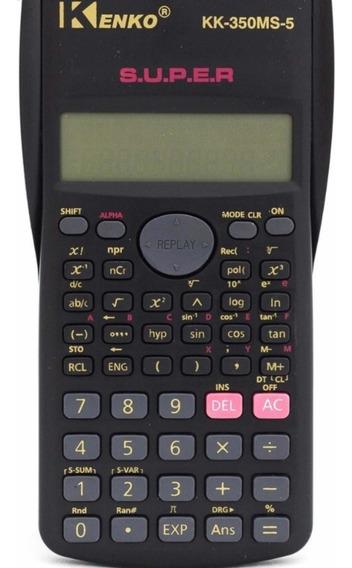 Calculadora Científica Kenko Kk82 240 Funciones