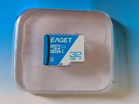Micro Sd 32gb Class 10 Eaget Ate 80mbps Original