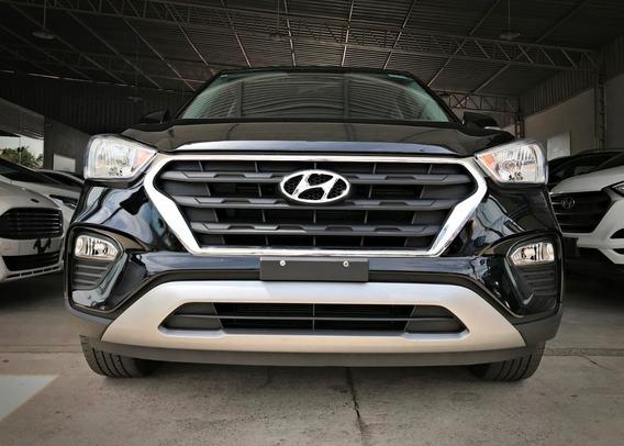 Hyundai Creta Pulse 1.6. Preto 2017/18