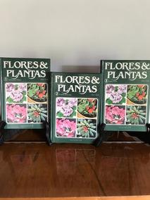 Livros Flores &plantas No Lar- Nossa Horta- 3