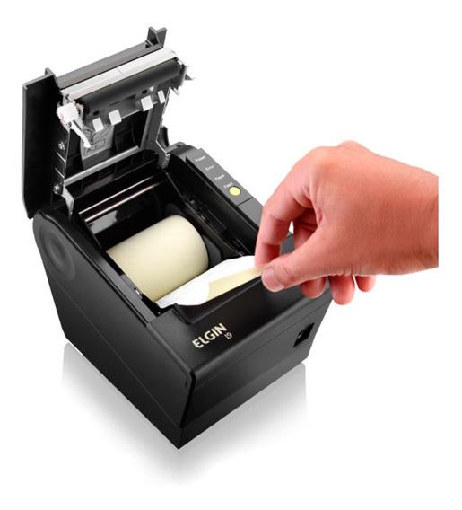 Impressora Térmica Elgin I9 Usb Guilhotina C/ Nf E 3 Anos Ga