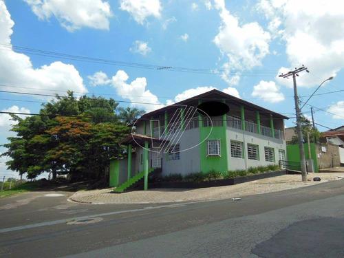 Salão Á Venda E Para Aluguel Em Jardim Maracanã - Sl009052