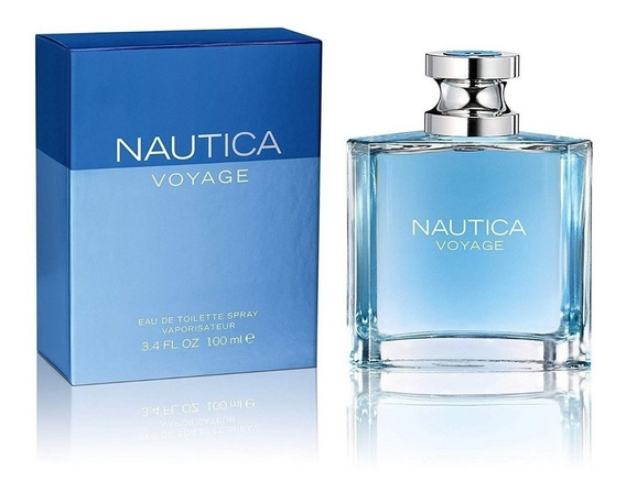 Perfume Nautica Voyage Caballero 100% Original