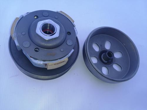 Clutch Automático Agility 125 150 Completa