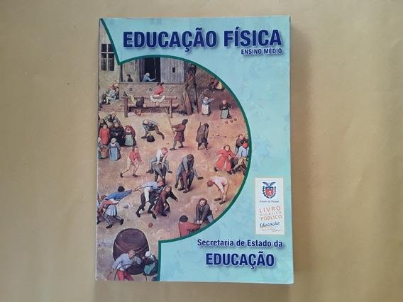 Livro Didático Público Educação Física Ensino Médio